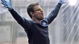 "Photo courtesy of utahpeoplespost.com Matt Damon stars in ""The Martian,"" a new film in which Damon's character is stranded on Mars and must survived by himself. The film was directed by Ridley Scott and was released on October 2."