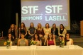The Lasell chapter of She's The First. This is the first international women's month gala.