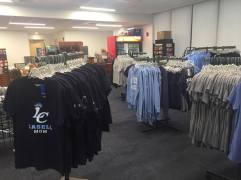 The Donahue Bookstore now has a much larger space and opened to the public last Wednesday.