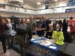 Lasell College Radio --- Matt Berentsen, Ryan Saber, Taylor Langmead