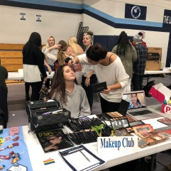 Makeup Club --- Tea Kokic, Eileen Rodriguez