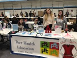 Peer Health Education --- Brianna Silvia, Marissa Gugala, Danielle Hogan, Raegan Cleary