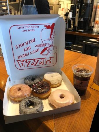Blackbird donuts 3-2