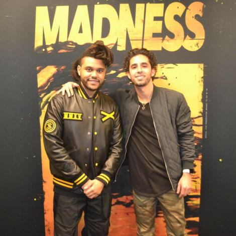 Weeknd and BG 2018