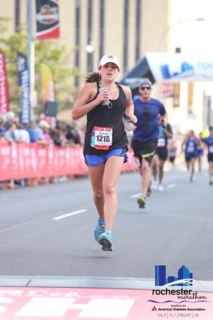 Rochester Half Marathon 2