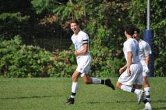 Google Cloud Academic All-District Team Connor Wall; men's soccer.