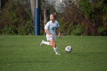 All-GNAC 1st Team & All-New England 3rd team Sabrina Morais; women's soccer.