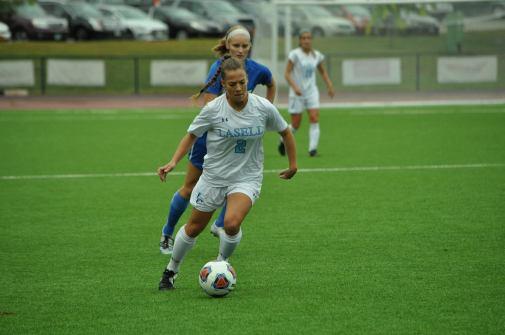 All-GNAC 2nd Team Morgan Pinksten; women's soccer