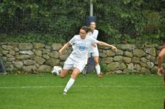 All-GNAC 1st Team Erika Badger; women's soccer