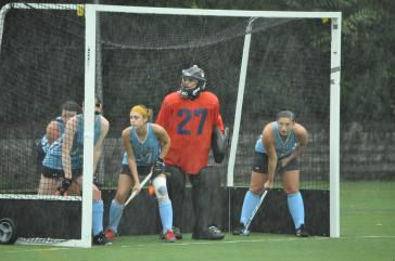 All-GNAC 2nd Team Sofia Rodriguez; field hockey