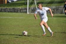 All-GNAC 1st Team & All-New England 2nd team Carly Zdanek; women's soccer