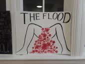 The Flood is one of the many monologues performed by Lasell Students on Feb. 22-23, 2019.